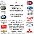 JPJ AUTOMOTIVE - Logo