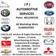 JPJ AUTOMOTIVE - Logo