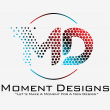 Moment Designs - Logo