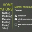 Renovations fourways  - Logo