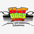 Hotdogs Mobile Dog Grooming Salon - Logo