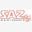 saz maintenance safty and security - Logo