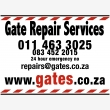 Gate Repair Services - Logo