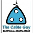 THE CABLE GUY ELECTRICAL CONTRACTORS - Logo
