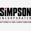 Simpson Incorporated - Logo
