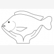 R AND R FISH FARM - Logo