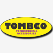 Tombco Gauteng - Montana Granite - Logo