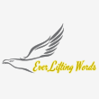 Ever Lifting Words - Logo