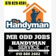 Mr Odd Jobs - Logo
