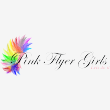 Pink Flyer Girls - Logo