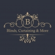 Blinds Curtaining & More - Logo