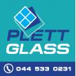 PlettGlass - Logo