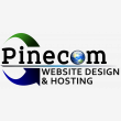 Pinecom Website Design and Hosting  - Logo