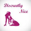 Discreetly Nice - Logo