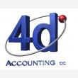 4D Accounting cc - Logo