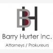 Barry Hurter Attorneys - Logo