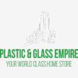 Plastic & Glass Empire - Logo