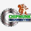 Chipmunk carpentry - Logo