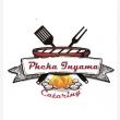 Pheka Inyama catering - Logo