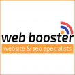 Web Booster - Web Design & SEO Services - Logo