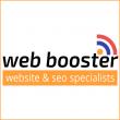 Web Booster - Web Design & SEO Services - Logo