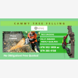 CAMMY Tree Felling - Logo
