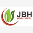 JBH MEGA STEEL - Logo