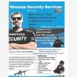 khutuza Security Services - Logo