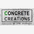 Concrete Creations - Logo