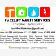 Facelift Multi Services - Logo
