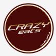 CRAZY EATS - Logo