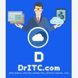DrITC.com Web design, Hosting, Marketing, Graphic design = You - Logo