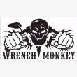 Wrench Monkey Workshop - Logo