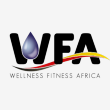 Wellness Fitness Africa - Logo
