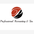 PROFESSIONAL ACCOUNTING AND TAX SERVICES - Logo