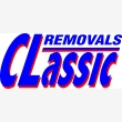 Classic Removals - Logo