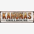 Kahunas Grillhouse - Logo