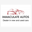 IMMACULATE AUTO SALE - Logo