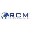 RCM Placements - Logo