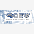 QEW Electrical & Construction Pty Ltd - Logo
