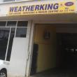 WEATHERKING - Logo