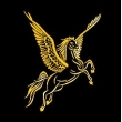 Golden Pegasus Agency - Logo