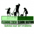 Cleaning Crew Cleaning Solution - Logo