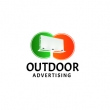 Outdoor Advertising - Logo