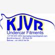 KJVR Undercar Fitments - Logo