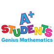 A⁺Students Genius Mathematics - Logo