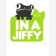 IN A JIFFY - Logo