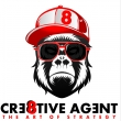 Cre8tive Agent - Logo