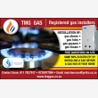 TMG GAS  - Logo