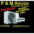 PM Aircon PTY LTD  - Logo